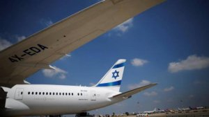 """للمرة الأولى.. طائرة إسرائيلية"""" تحلق فوق السودان!"""
