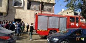 مصرع أم وأطفالها الثلاثة نتيجة حريق في صرة غرب نابلس