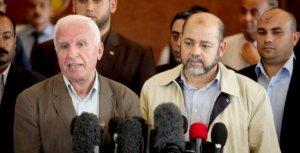 الأحمد يعلن عن جلسة مباحثات للمصالحة مع حماس بالدوحة