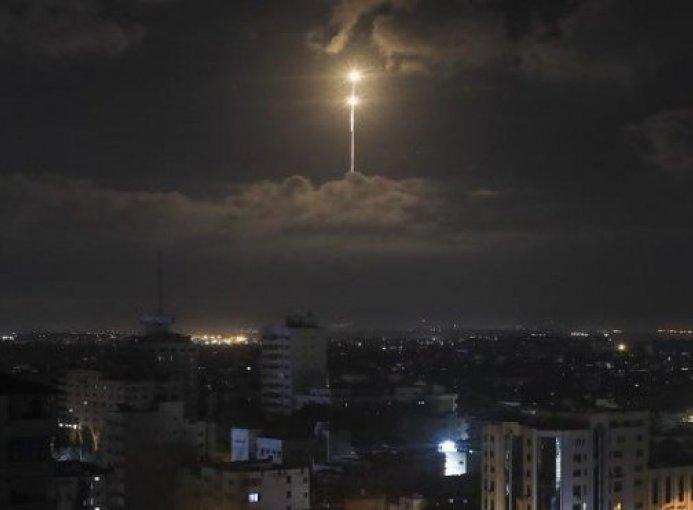 الاحتلال: 36 قذيفة صاروخية أطلقت الليلة الماضية من قطاع غزة نحو مستوطنات الغلاف